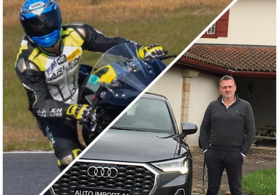 Auto Import 64 soutient Lucas Linxe
