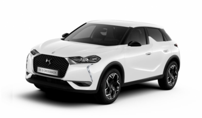 Photo DS3 CROSSBACK SO CHIC BLUEHDI 100 CH